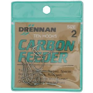 Drennan Carbon Feeder Ten hook