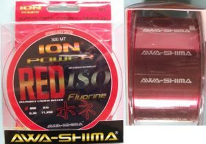 Ion Power RED ISO FLUORINE 300m