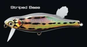 Hyper Dive Agony Striped Bass Awa-Shima Lures 9cm